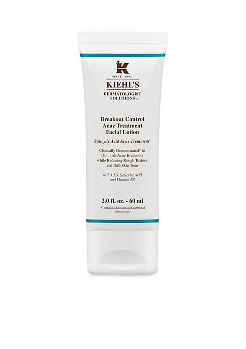 Kiehl's Since 1851 Breakout Control Acne Treatment Facial