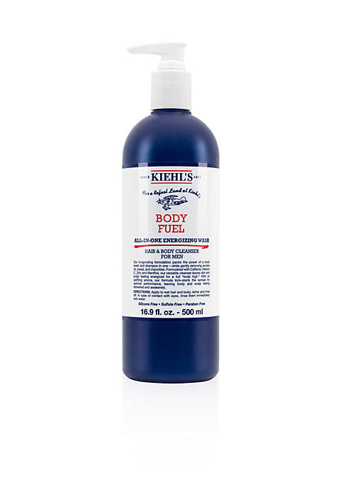 Kiehl's Since 1851 Body Fuel All-In-One Energizing Wash,