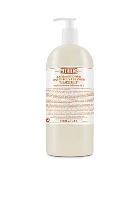 Bath and Shower Liquid Body Cleanser - Grapefruit, 1 Liter