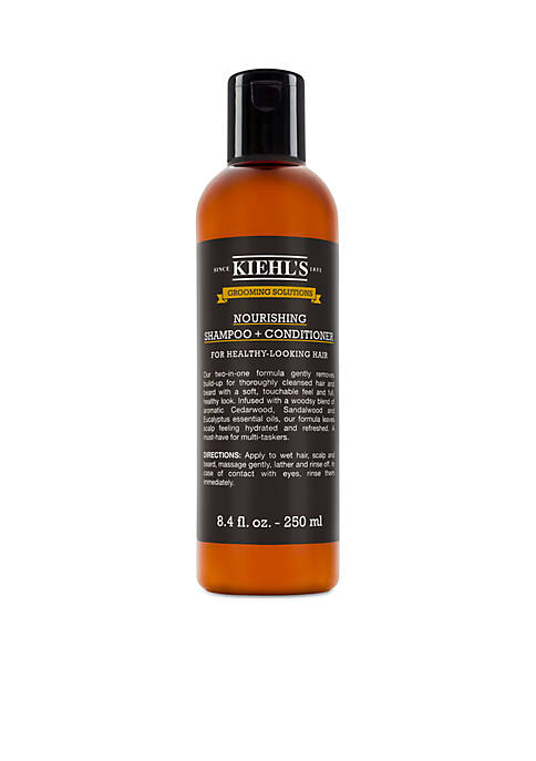 Kiehl's Since 1851 Grooming Solutions Nourishing Scalp Shampoo