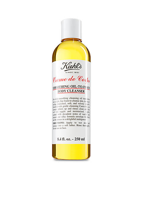 Kiehl's Since 1851 Creme de Corps Smoothing Oil-to-Foam