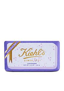 Limited Edition Gently Exfoliating Body Scrub Soap- Lavender