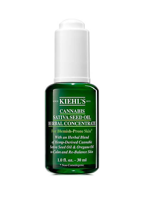 Kiehl's Since 1851 Cannabis Sativa Seed Oil Herbal