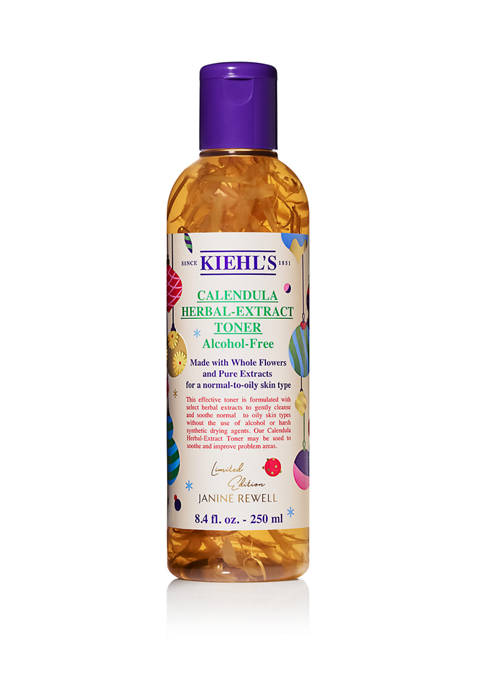 Kiehl's Since 1851 Limited Edition Calendula Herbal-Extract Toner