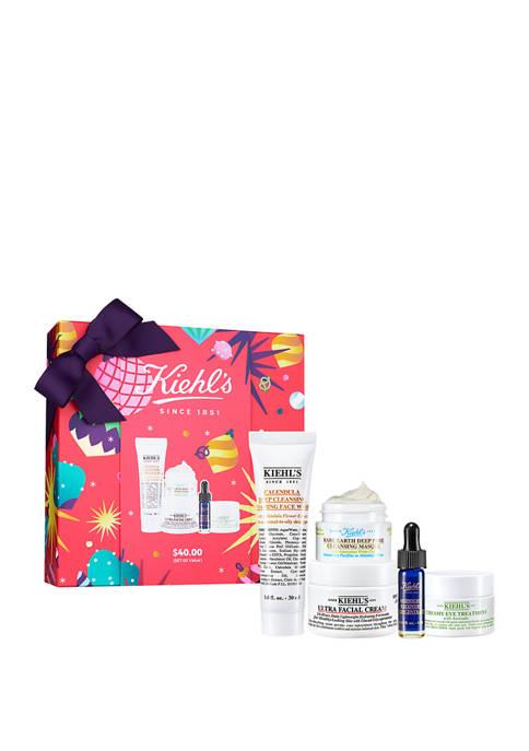 Best of Kiehls Skincare Set