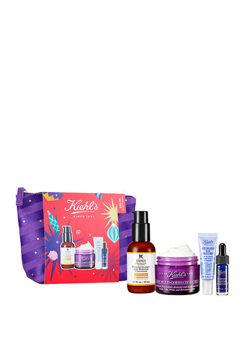 Kiehl's Since 1851 Power-Strength Youth Essentials Set