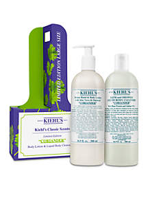 Kiehl's Since 1851 Coriander Classic Scents Limited Edition Collection