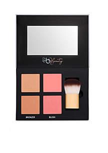 Blush Your Heart Blush & Bronze Palette