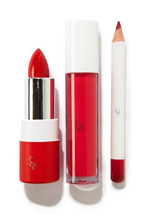 Belk Beauty 3 Piece Lip Kit