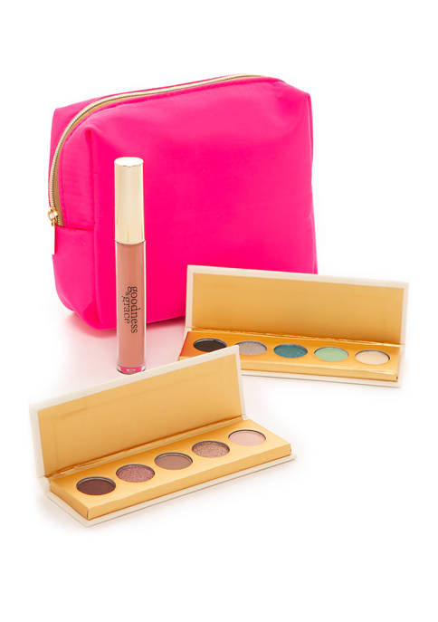 goodness & grace 4-Piece Makeup Kit
