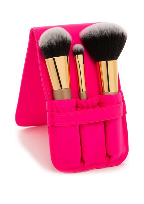 goodness & grace 3-Piece Travel Brush Kit
