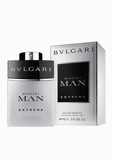 Bvlgari Man Extreme Vapo Eau de Toilette, 2.0