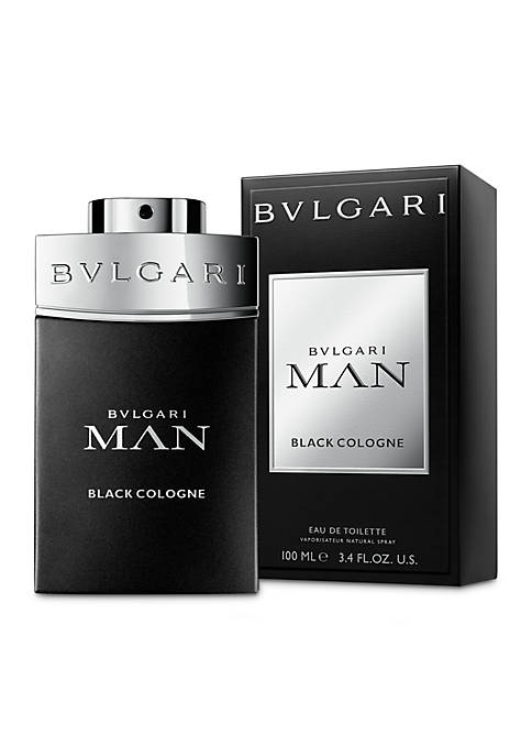 Bvlgari Man Black Cologne Mens Eau De Toilette