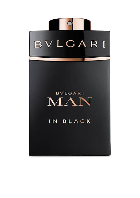 Bvlgari Man In Black Eau De Toilette 3.4