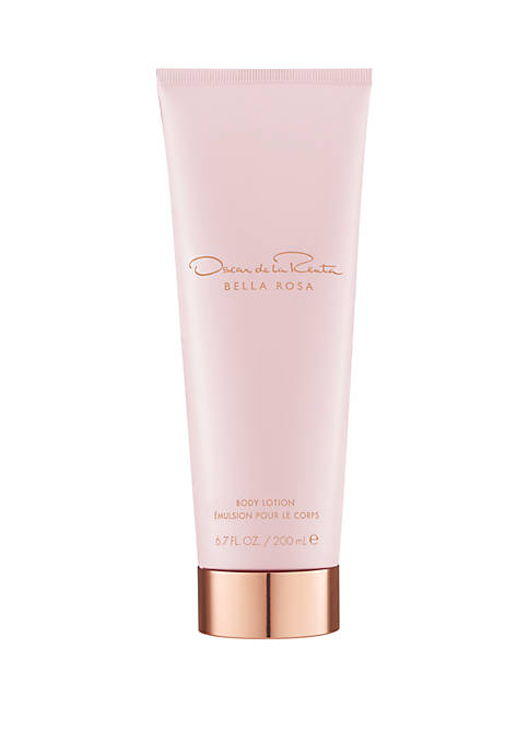 Oscar de la Renta Bella Rosa Body Lotion
