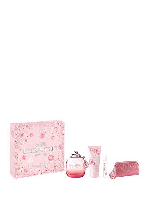 COACH FLORAL BLUSH Eau de Parfum Gift Set