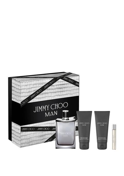 Jimmy Choo Man 4-Piece Set