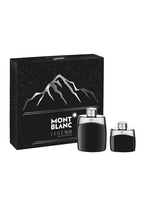 Montblanc Legend Eau de Toilette 2 Piece Set