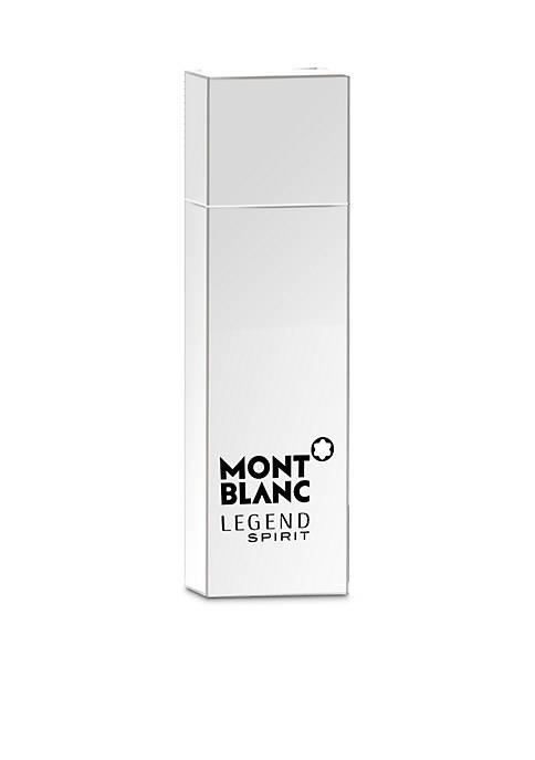 Montblanc Legend Spirit Travel Spray