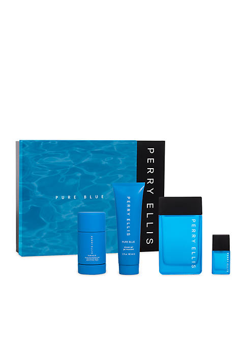Perry Ellis® Pure Blue 4-Piece Set