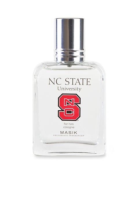 Masik Collegiate Fragrance NC State® Mens Cologne Spray