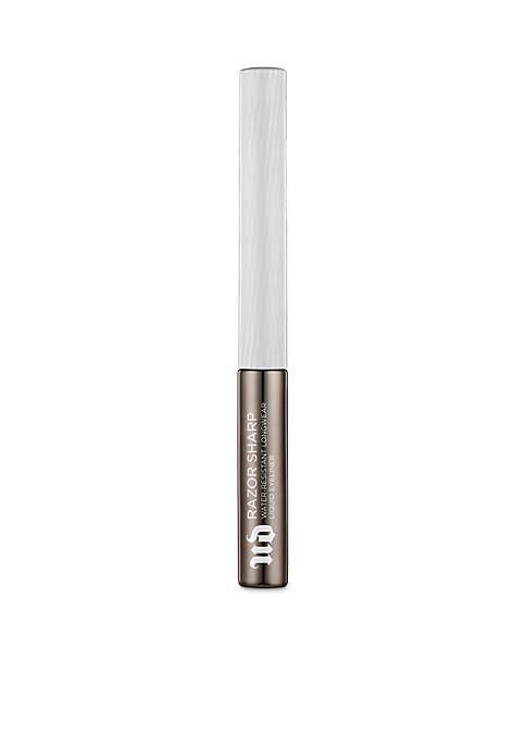 Razor Sharp Water-Resistant Longwear Liquid Eyeliner