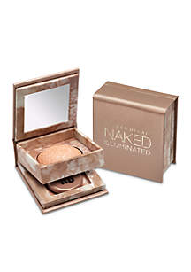 Travel-Size Naked Illuminated Shimmering Powder for Face and Body