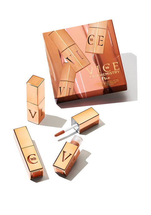 Urban Decay Vice Lip Chemistry Trio