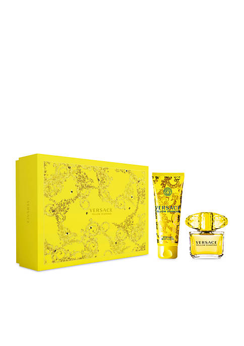 Versace Yellow Diamond 2-Piece Set