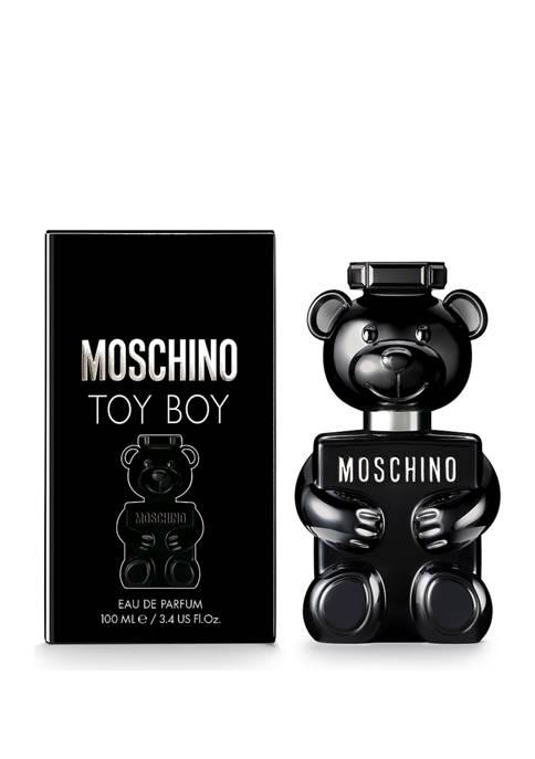 Moschino TOY BOY Eau de Parfum Spray, 3.4