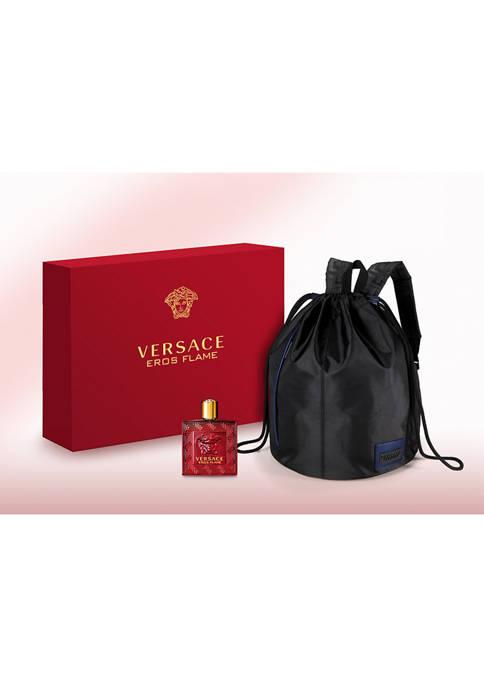 Versace Eros Flame Summer Set