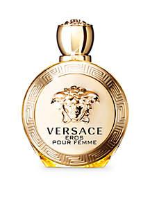 Eros Pour Femme Eau de Parfum, 3.4 oz