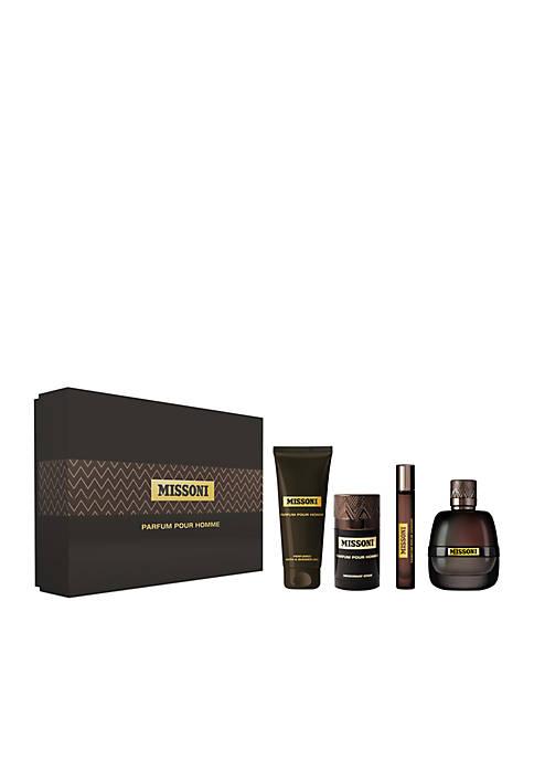 Missoni Parfum Pour Homme 4-Piece Set