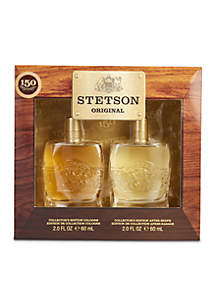 Stetson 2-Piece Set (Collector's Edition)