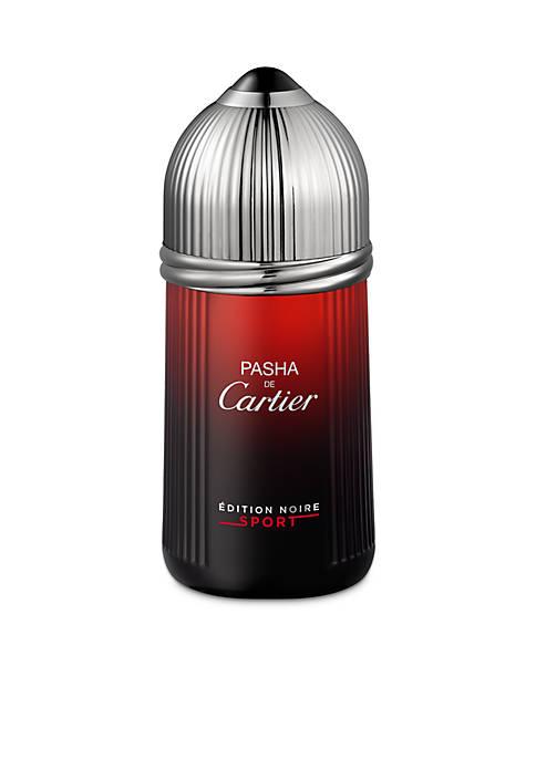 Pasha de Cartier Edition Noire Sport, 3.3 oz