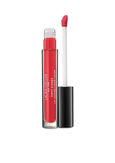 Fifty Kisses Lip Locking Liquid Color