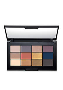 Iconic New York Downtown Cool Eyeshadow Palette