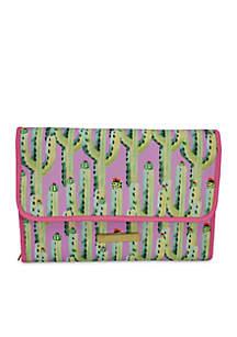 Cactus Print Valet Bag