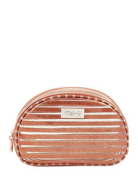 Belk Beauty Rounded Top Bag