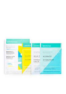 FlashMasque 5-Minute Sheet Masks: Perfect Weekend Trio