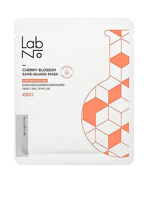 LabNo 4SP Cherry Blossom Safeguard Mask