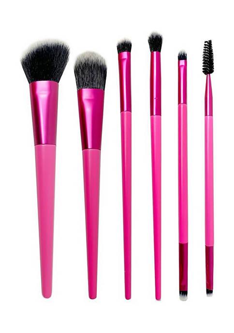 goodness & grace 6 Piece Makeup Brush Set