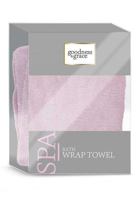 goodness & grace Bath Wrap Towel
