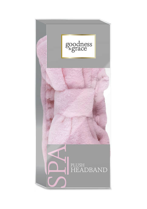 goodness & grace Plush Headband