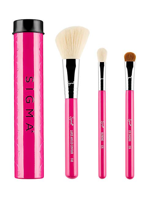 Sigma® Essential Brush Trio