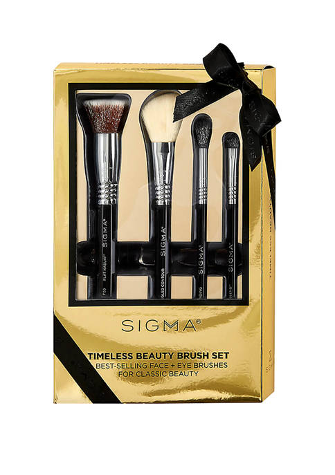 Timeless Beauty Brush Set - $81 Value