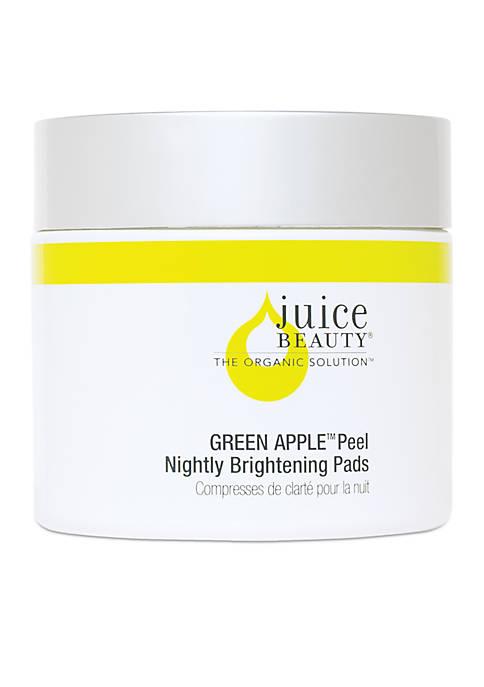 GREEN APPLE Peel Nightly Brightening Pads