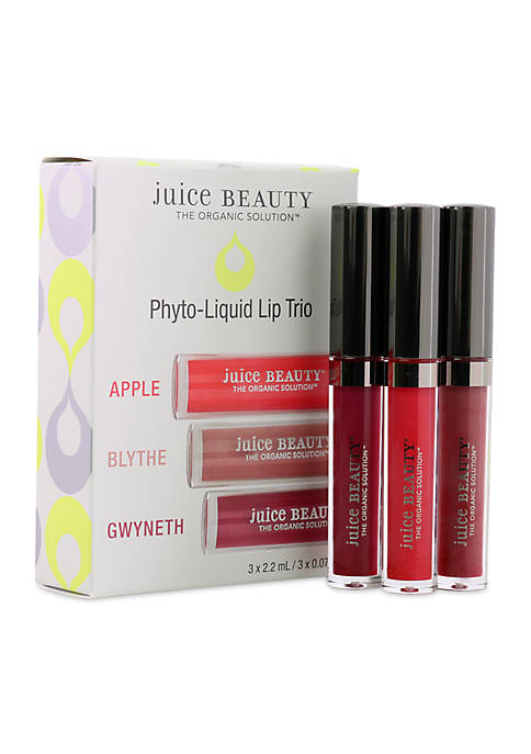 Phyto-Pigments Liquid Lip Trio Set