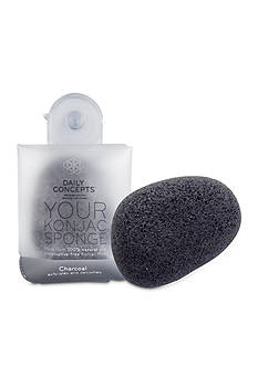 DAILY CONCEPTS® Your Konjac Sponge - Charcoal