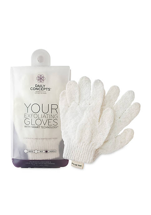 DAILY CONCEPTS® Your Exfoliating Gloves
